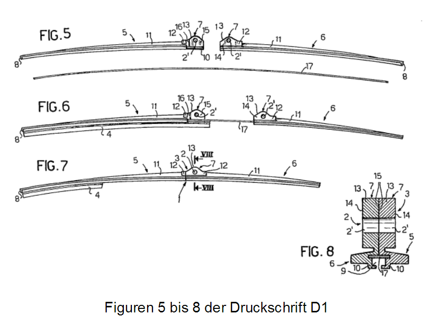 Wischerblatt 1